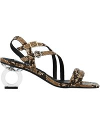 Sixtyseven Sandals - Multicolor