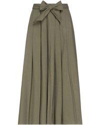 Niu Long Skirt - Green