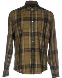 Marc By Marc Jacobs Camisa - Verde