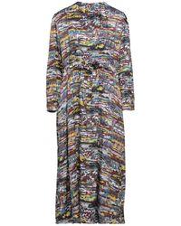 Mauro Grifoni Midi Dress - Multicolour