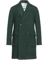 Paltò Coat - Green