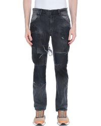Imperial Denim Pants - Black