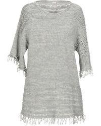 Eleventy Pullover - Gris