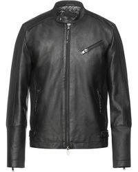 Officina 36 Jacket - Black