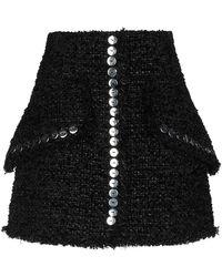 Alexander Wang Mini Skirt - Black