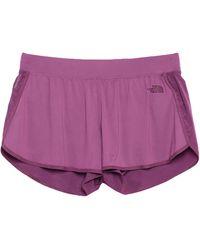The North Face Shorts & Bermuda Shorts - Purple