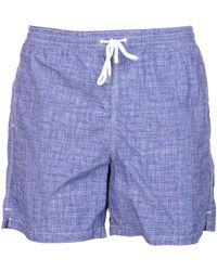 Fiorio Short de bain - Bleu