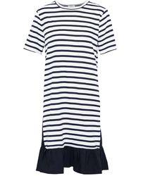 CLU Vestito corto - Blu