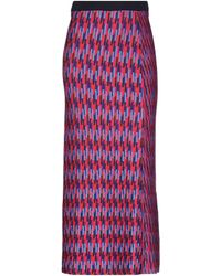 VIKI-AND Long Skirt - Multicolour