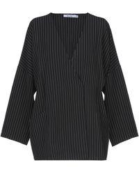 NA-KD Overcoat - Black