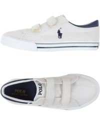 Ralph Lauren - Low-tops & Trainers - Lyst
