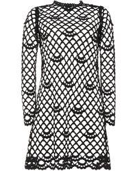Marc Jacobs Minivestido - Negro