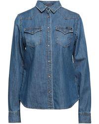 Replay Denim Shirt - Blue