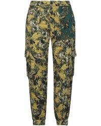 Desigual Trouser - Green