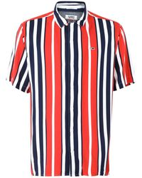 Tommy Hilfiger Camicia - Rosso