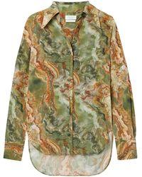 Deveaux Shirt - Green