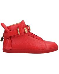 Buscemi High-tops & Trainers - Red