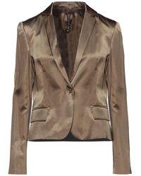 Manila Grace - Suit Jacket - Lyst
