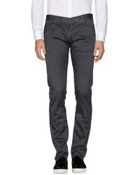 Dondup Casual Trouser - Grey