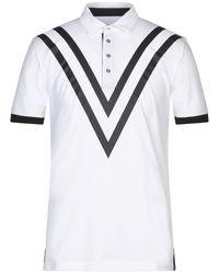 Philipp Plein Poloshirt - Weiß