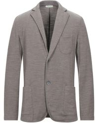 Gran Sasso Suit Jacket - Brown