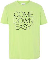 WOOD WOOD T-shirt - Vert