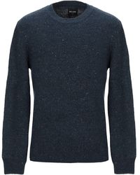 Only & Sons Pullover - Blau