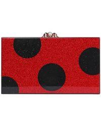 Charlotte Olympia Handbag - Red