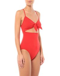 MICHAEL Michael Kors One-piece Swimsuit - Red