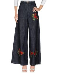 Ballantyne | Denim Trousers | Lyst