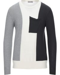Daniele Alessandrini Homme Sweater - White
