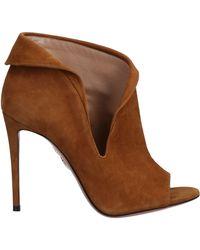 Aquazzura - Shoe Boots - Lyst