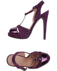 ALTIEBASSI - Sandals - Lyst