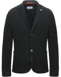 Fred Mello Suit Jacket - Grey