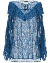 Maje Blusa - Azul