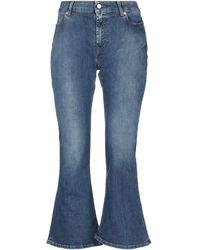 ViCOLO Denim Trousers - Blue