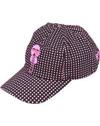 311a8b77ce1 Lyst - Fendi Hat in Black