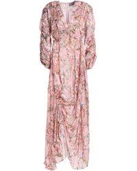 Preen By Thornton Bregazzi - Robe longue - Lyst