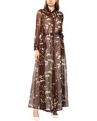 Mauro Grifoni Jumpsuit - Brown
