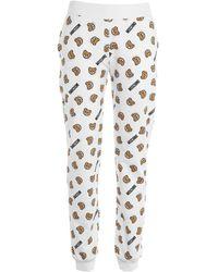 Moschino Pijama - Blanco