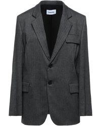 Hache Suit Jacket - Grey