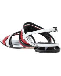 Tipe E Tacchi Sandals - Red
