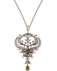 Alberta Ferretti Necklace - Metallic