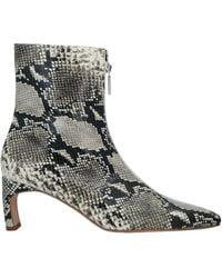 Rosetta Getty Ankle Boots - Multicolour