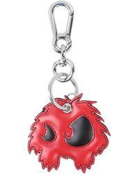 McQ Key Ring - Red