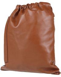 Erika Cavallini Semi Couture Backpacks & Fanny Packs - Brown