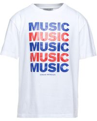 Loreak Mendian T-shirt - White