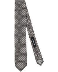 DSquared² Krawatte - Braun
