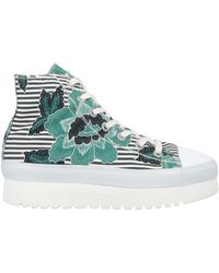 Soya Fish High-tops & Trainers - Green