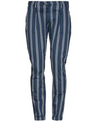 Michael Coal Pantalone - Blu
